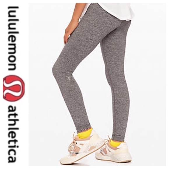 Ivivva Bottoms Sale By Lululemon Gray Leggings Poshmark